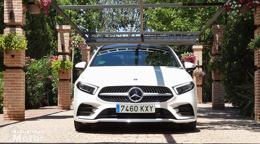 Prueba del Mercedes Clase A Sedán