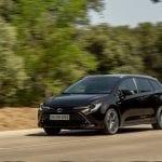 Prueba Toyota Corolla Touring Sports 2.0 hybrid 180H (con vídeo)