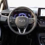 Prueba Toyota Corolla Touring Sports volante