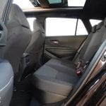 Prueba Toyota Corolla Touring Sports plazas traseras