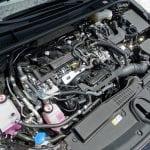 Prueba Toyota Corolla 180H motor
