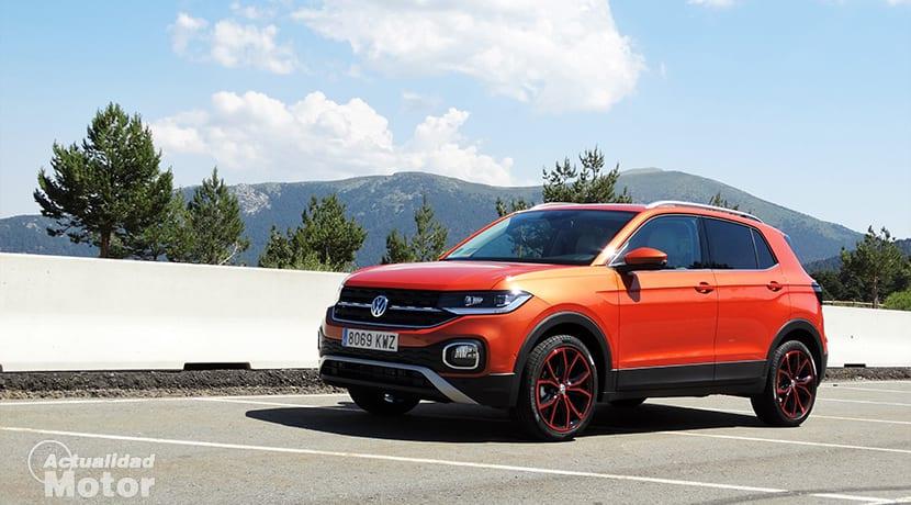Volkswagen T-Cross 1.0 TSI 115 CV Sport