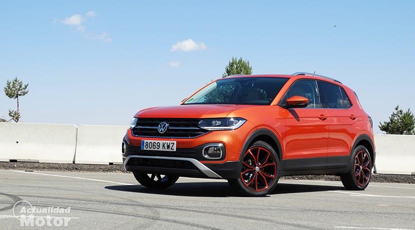 Prueba Volkswagen T-Cross 1.0 TSI 115 CV Sport