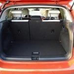 Volkswagen T-Cross maletero con asientos atrasados Volkswagen T-Cross