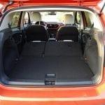 Maletero con asientos tumbados en Volkswagen T-Cross