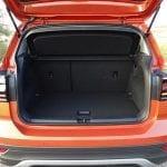 Prueba Volkswagen T-Cross maletero