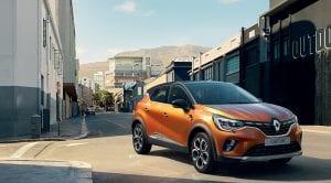 Renault Captur 2019