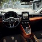 Renault Captur 2019 diseño interior
