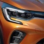 Renault Captur 2019 faros