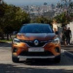 Renault Captur 2019 frontal