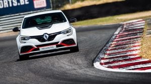 Renault Mégane RS Trophy-R frontal