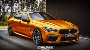 BMW M8 Gran Coupé X-Tomi Design