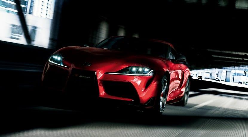 El Toyota Supra podría hacerse Targa