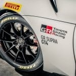 Llantas del Toyota Supra GR GT4
