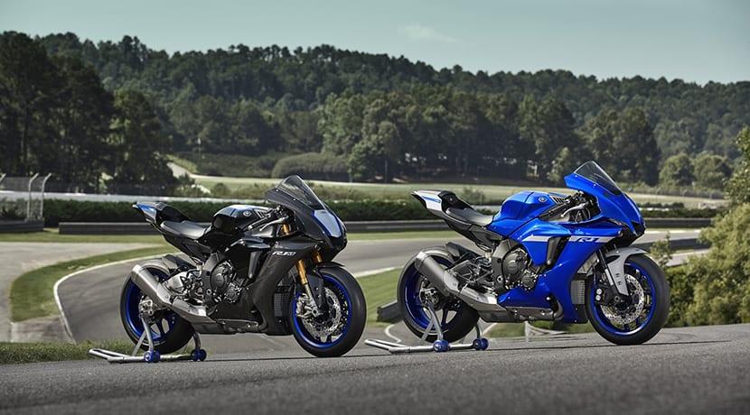 Yamaha YZF-R1 y Yamaha YZF-R1M