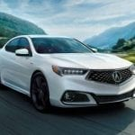 Acura TLX A-Spec 2018