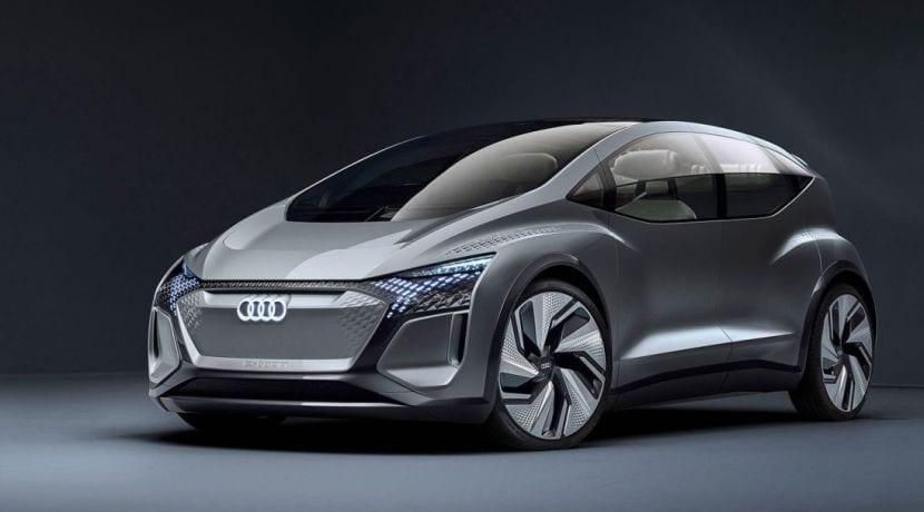 Audi AI: ME Concept