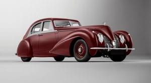 Bentley Corniche 1939 - 2019