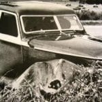 Bentley Corniche Crash 1939