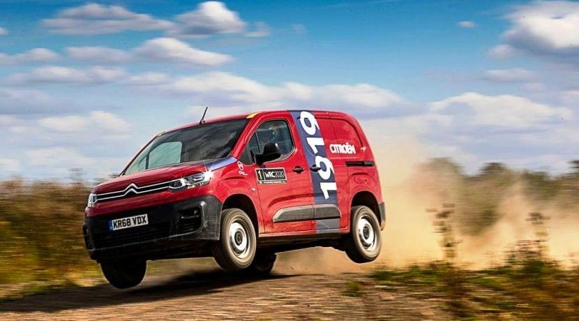 Citroën Berlingo Van rally