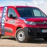 Citroën Berlingo Van rally