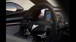 Cupra EV Concept teaser