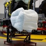 Honda next generation airbag
