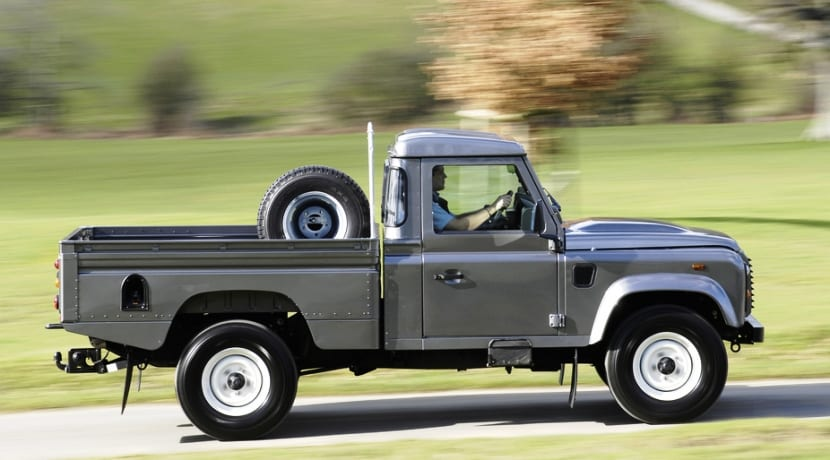 Land Rover 90 Defender Pick Up