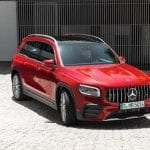 Mercedes-AMG GLB 35 4MATIC