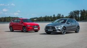 Mercedes-Benz Clase A250 e Plug-in Hybrid - Mercedes-Benz Clase B250 e Plug-in Hybrid