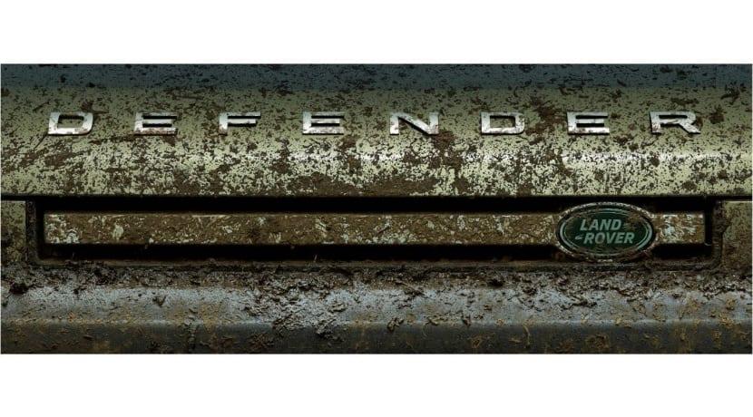 New Land Rover Defender teaser