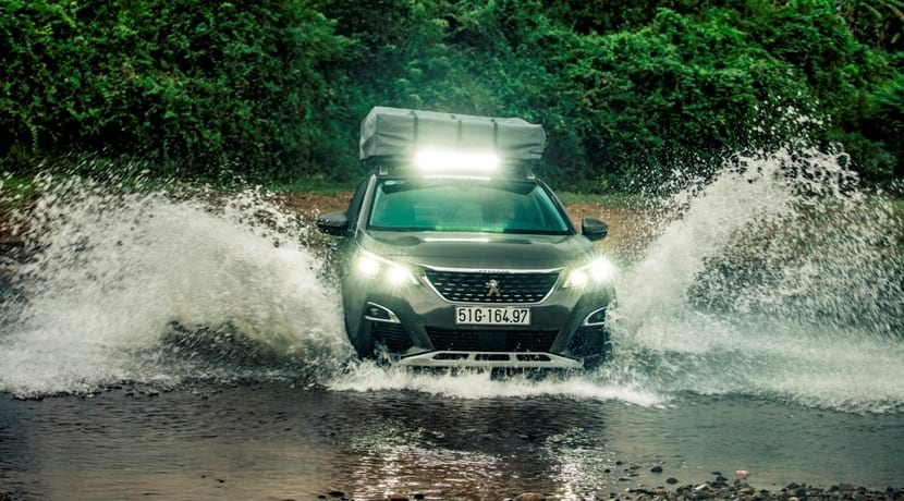 Peugeot 3008 Concept one off