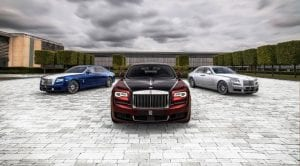 Rolls Royce Ghost Zenith Final Edition