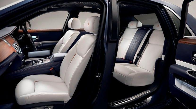 Rolls Royce Ghost Zenith Final Edition