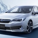 Subaru Impreza Sport 2020 japón