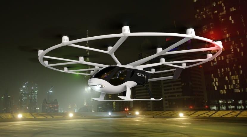 Volocopter VoloCity concept