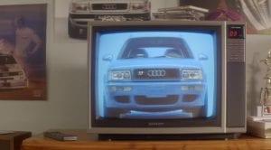 Teaser de Audi RS Avant