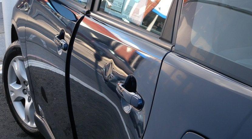 Si la carrocería está dañada pintar el coche será más caro