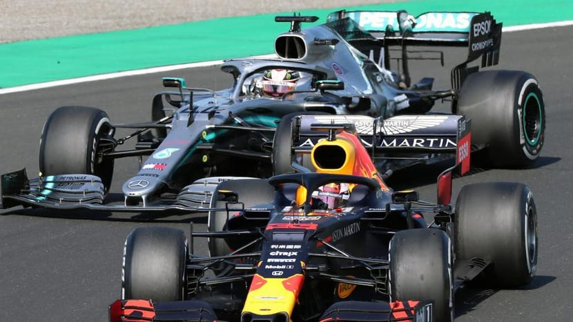 Red Bull vs Mercedes 2019