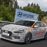 Hyundai i30 N Project C Nürburgring