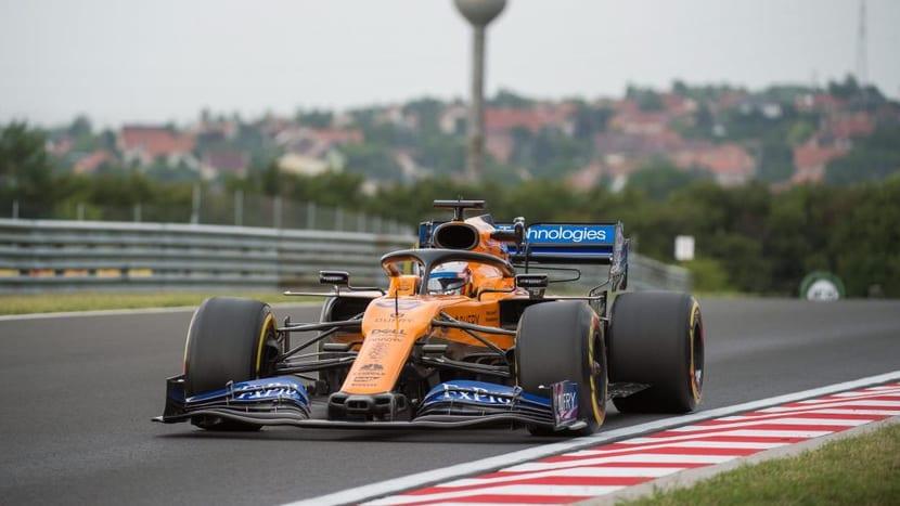 GP de Hungría 2019: McLaren