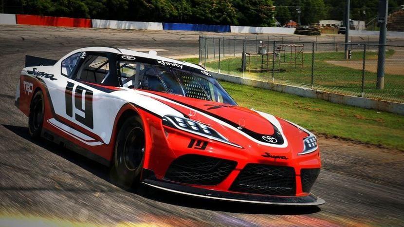 Toyota de NASCAR