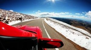 Cómo afecta la temperatura y la altura al motor. En Pikes Peak se juntan ambos factores.