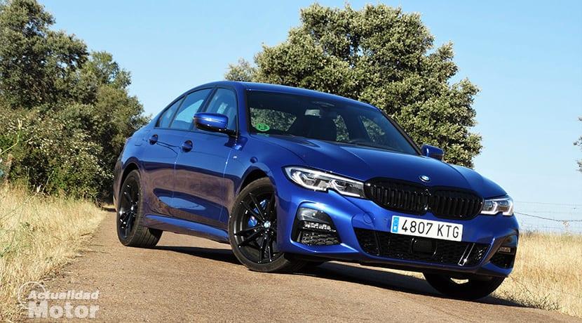 BMW Serie 3 320d 190 CV M Sport