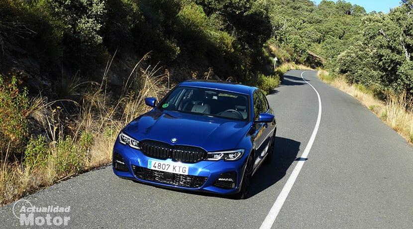 Perfil del BMW Serie 3 G20 paquete M