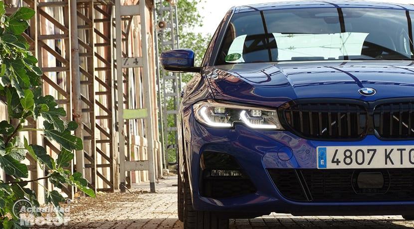 Faros láser BMW Serie 3 G20