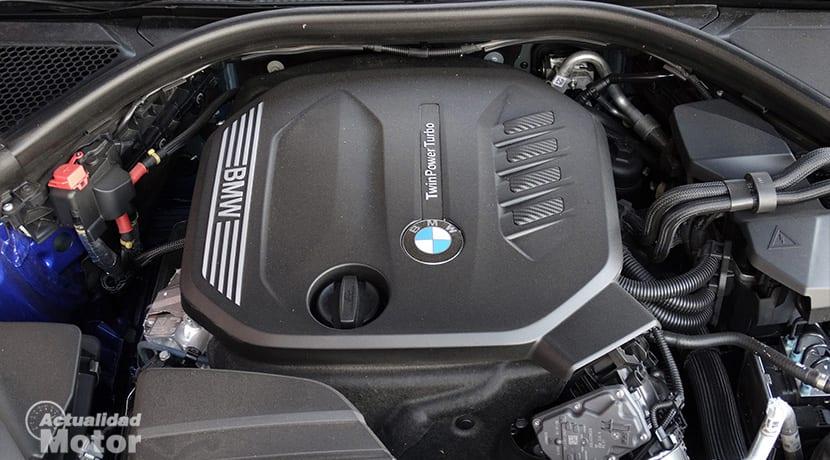 Motor BMW 320d G20 190 CV