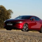 Prueba Mazda3 gasolina 122 CV