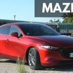 Prueba Mazda3 2.0 Skyactiv-G 122 CV Zenith Safety Black (con vídeo)