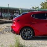 Mazda3 detalle lateral
